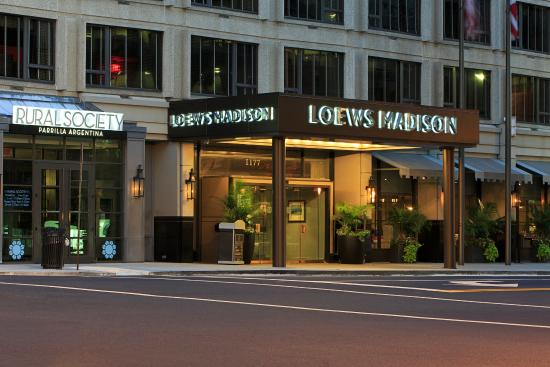 Photo of Loews Madison Hotel Washington DC