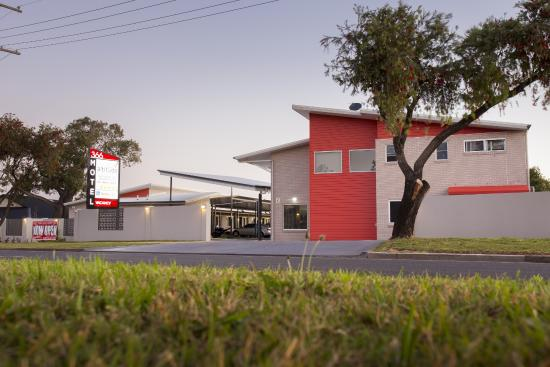 Great stay review of altitude motel apartments for Beds r us toowoomba