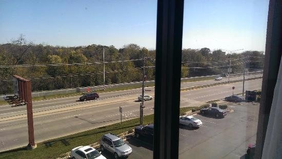Prospect Heights, IL: View from my room
