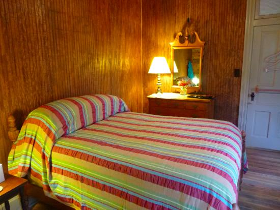Confluence, PA: The bedroom