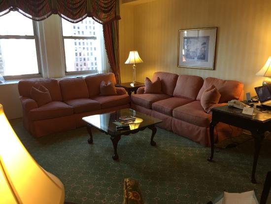 2 Bedroom Suite Picture Of Waldorf Astoria New York New York City Tripadvisor