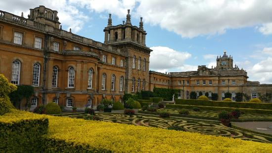 Blenheim Palace Picture Of Blenheim Palace Woodstock