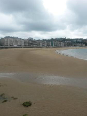 La Concha Beach, San Sebastian,Donostia, Spain - Picture of La Concha Beach, ...