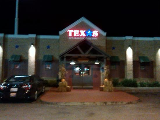 Texas Steakhouse & Saloon. 27, likes · talking about this. Texas is a casual dining Steakhouse with a full service bar. We pride ourselves in.