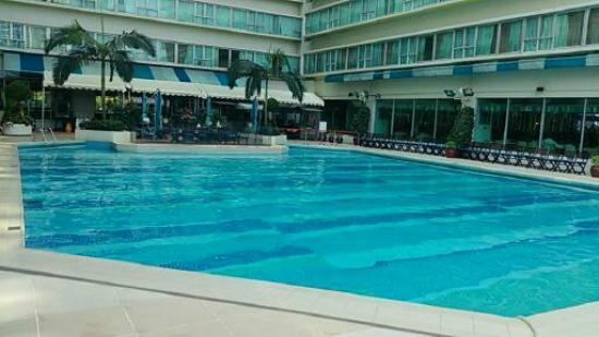 Swimming Pool Picture Of Regal Riverside Hotel Hong