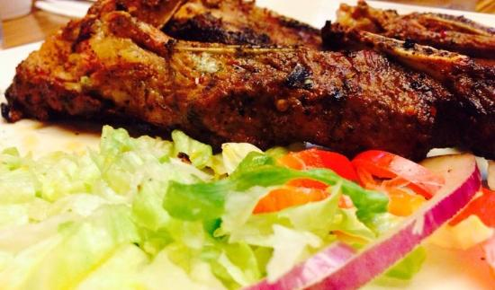 Lamb chops picture of ayaan 39 s indian restaurant for Ayaan indian cuisine