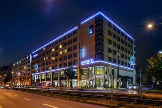 Novotel Munchen City Arnulfpark Munich Germany Hotel