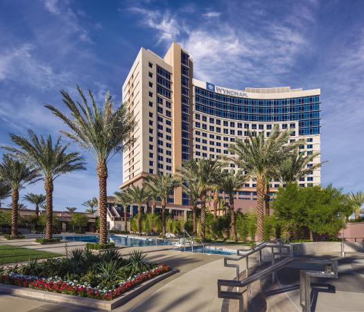Review Of Wyndham Desert Blue, Las Vegas