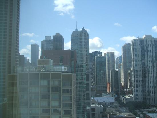 Sofitel Chicago Water Tower: view from the room