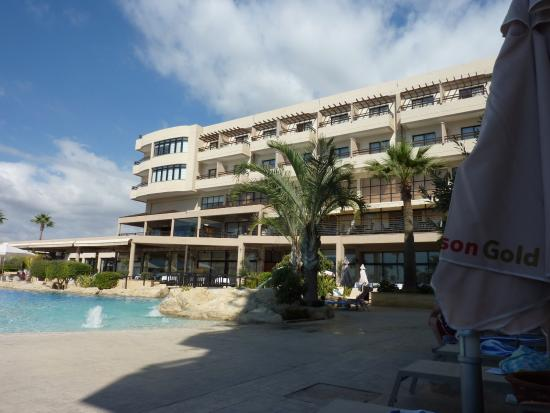 Atlantica Golden Beach Hotel: A view of the hotel