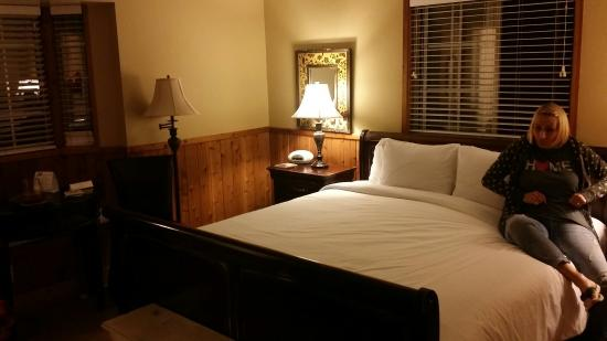 J. Patrick House Bed and Breakfast Inn: Beautiful rooms