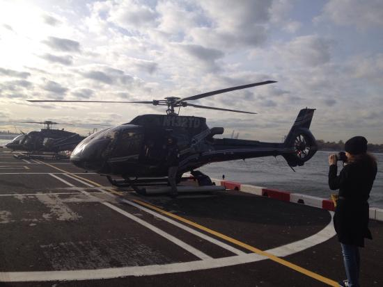 Helicopter Tour Of NYC  Picture Of Helicopter Flight Services  Helicopter T