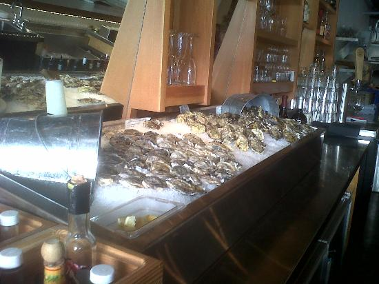 Fresh oysters yum picture of the fish store and oyster for Fresh fish store