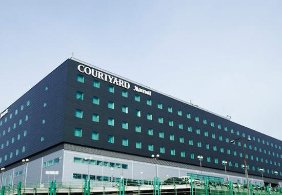 Courtyard by Marriott Warsaw Airport
