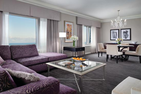 two bedroom suite picture of four seasons hotel chicago chicago
