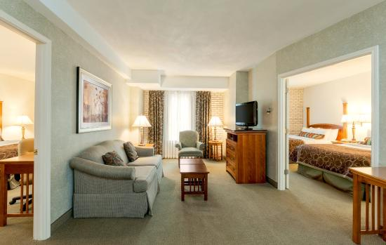 Suites San Antonio Airport Two Bedroom Suite With One King And Two