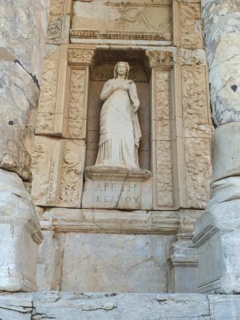 Arete - Picture of Ephesus Shuttle Day Tours, Kusadasi ...