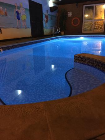 Indoor heated swimming pool - Blackpool hotels with swimming pool ...