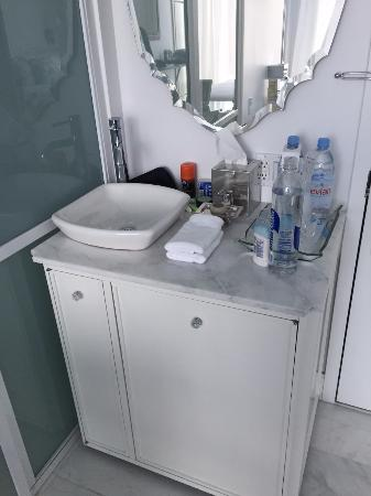 If you have a lot of toiletries you39re not going to like for Going to the bathroom alot