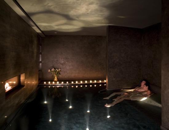 Gstaad Palace Hotel: Hammam - Floating Pool