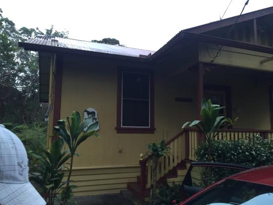 Kilauea Lodge: Tutu's Cottage.   Loved this lovely place. .