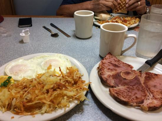 Ozark, MO: This is my all time favorite breakfast place.