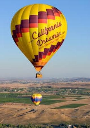 California Dreamin' Balloon Adventures