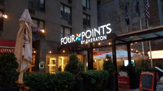 Four Points by Sheraton New York Downtown Hotel