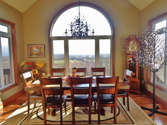 Nottawa, Canada: Lovely new Dining Room addition