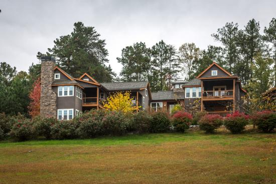 Three pines view b b reviews deals salem sc Devils fork state park cabin rentals