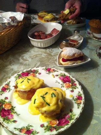 Cloverdale, OR: Sandlake Country Inn Breakfast