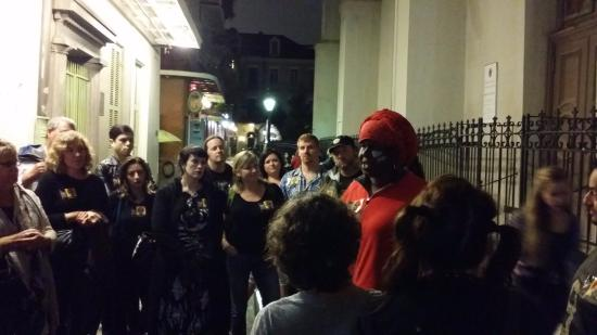 New Orleans Voodoo Lady Tour
