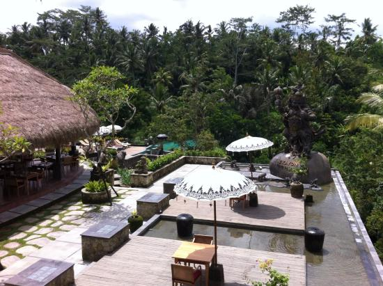 Best place to stay in bali review of the kayon resort for Best places to stay in bali