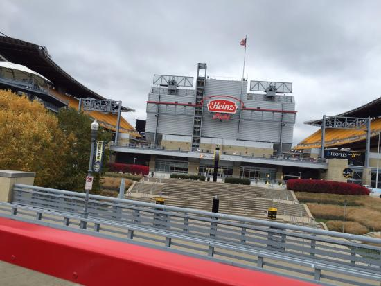 Heinz field - Picture of The Pittsburgh Tour Company, Pittsburgh ...