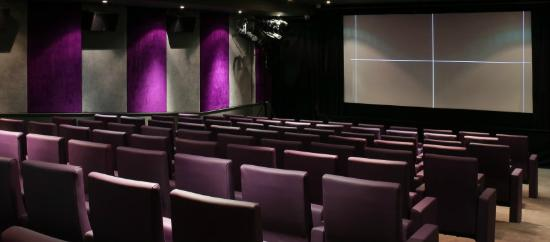 Courthouse Hotel: Private Cinema