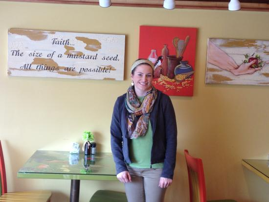 Waymart, PA: Great staff at The Mustard Seed