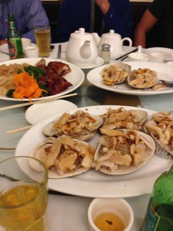 Champagne Seafood Restaurant