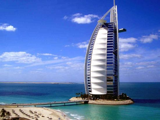 Burj al arab dubai united arab emirates address phone for Best value hotels in dubai