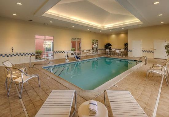 Indoor Pool Picture Of Fairfield Inn Suites Reno Sparks Sparks Tripadvisor