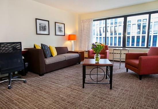 one two bedroom suite living area picture of