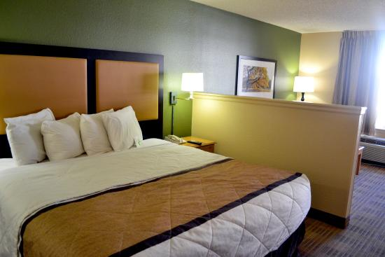 Deluxe Studio 1 King Bed Picture Of Extended Stay America Denver Cherry Creek Glendale