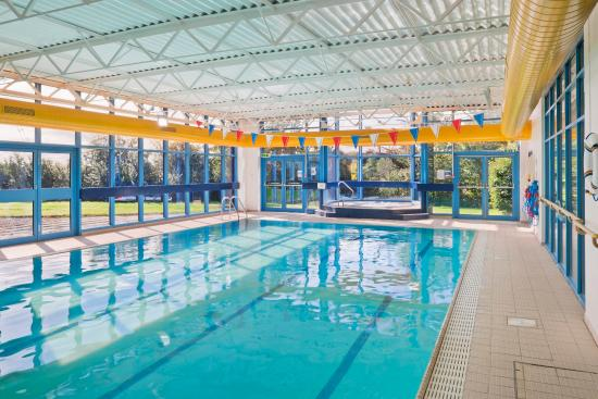 Swimming Pool Picture Of Holiday Inn Chester South Chester Tripadvisor