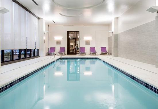 Indoor Pool Picture Of Residence Inn Portland Downtown Pearl District Portland Tripadvisor