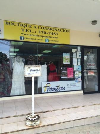 Panama 39 s only high end consignment store picture of for High end consignment shops