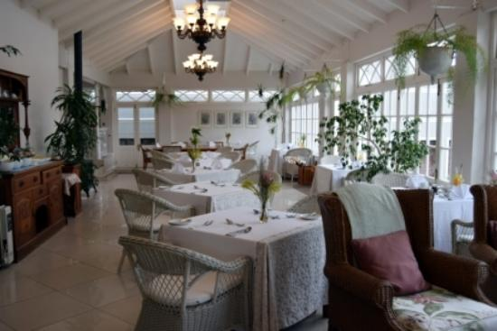Schoone Oordt Country House: Beautiful Dining area