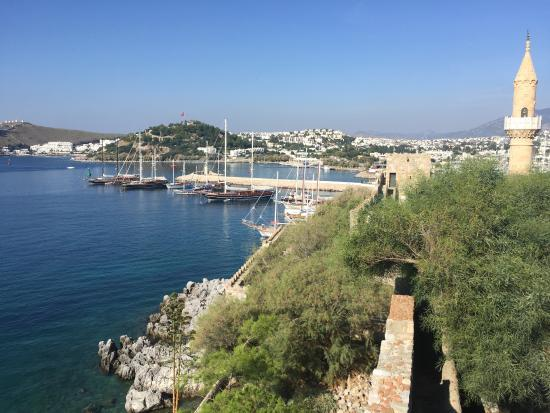 Vista do Castelo - Picture of Castle of St. Peter, Bodrum City - TripAdvisor