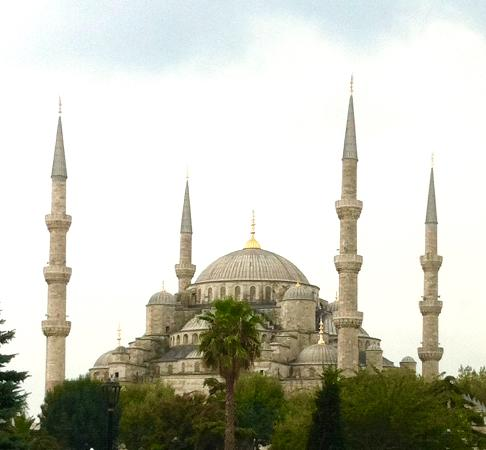 Mosquee Bleue - Picture of Historic Areas of Istanbul ...