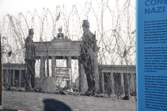 how to get to topography of terror