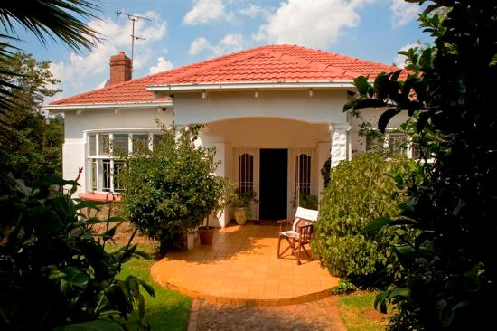Greater Johannesburg, Zuid-Afrika: Front of house