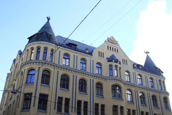 La maison du chat noir picture of old city riga vecriga riga tripadvisor - La maison du chat ...